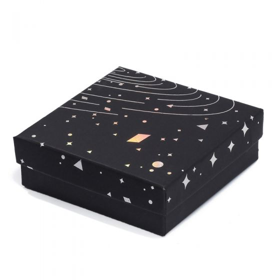 Fashion Starry Star Jewelry Gift Box Shopping Bag