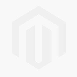 Classic Blue CZ Oval Waterdrop 925 Sterling Silver Necklace
