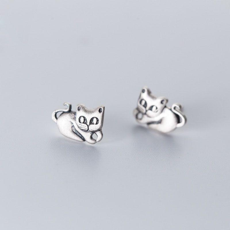 925 Sterling Silver Stud Earrings