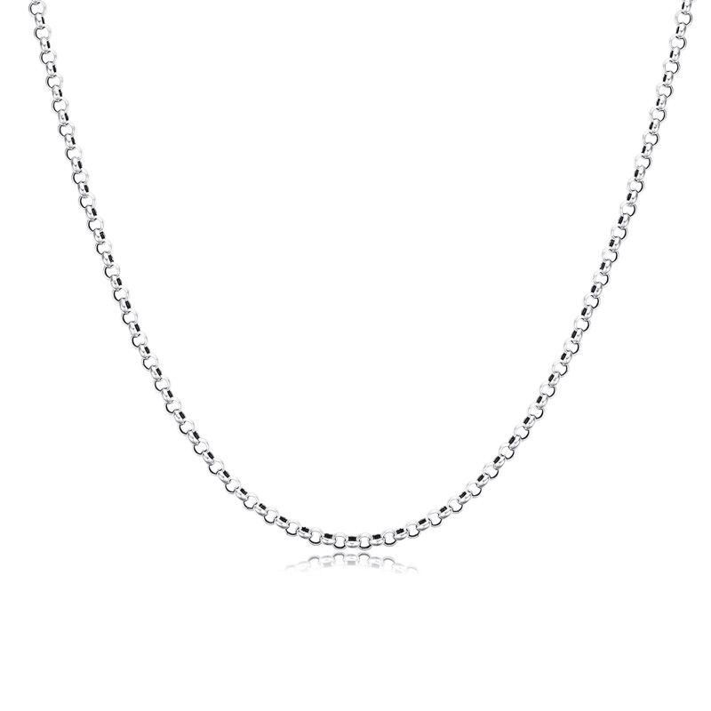 Chain 925 Sterling Silver Necklace Men