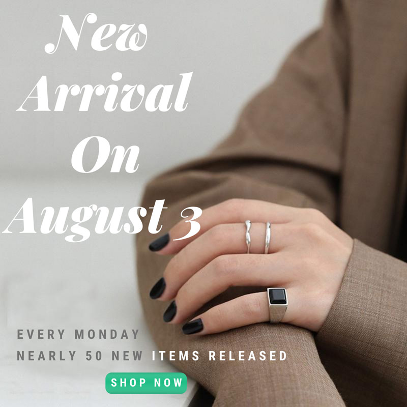 New Arrivals on August 3