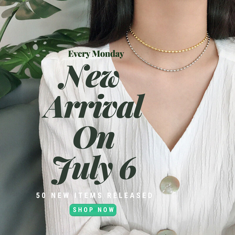 New Arrivals on July 6