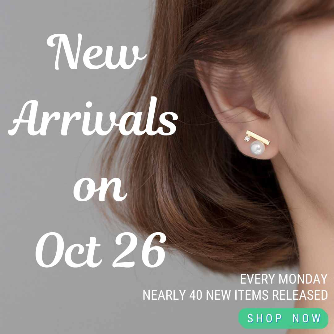 New Arrivals on October 26